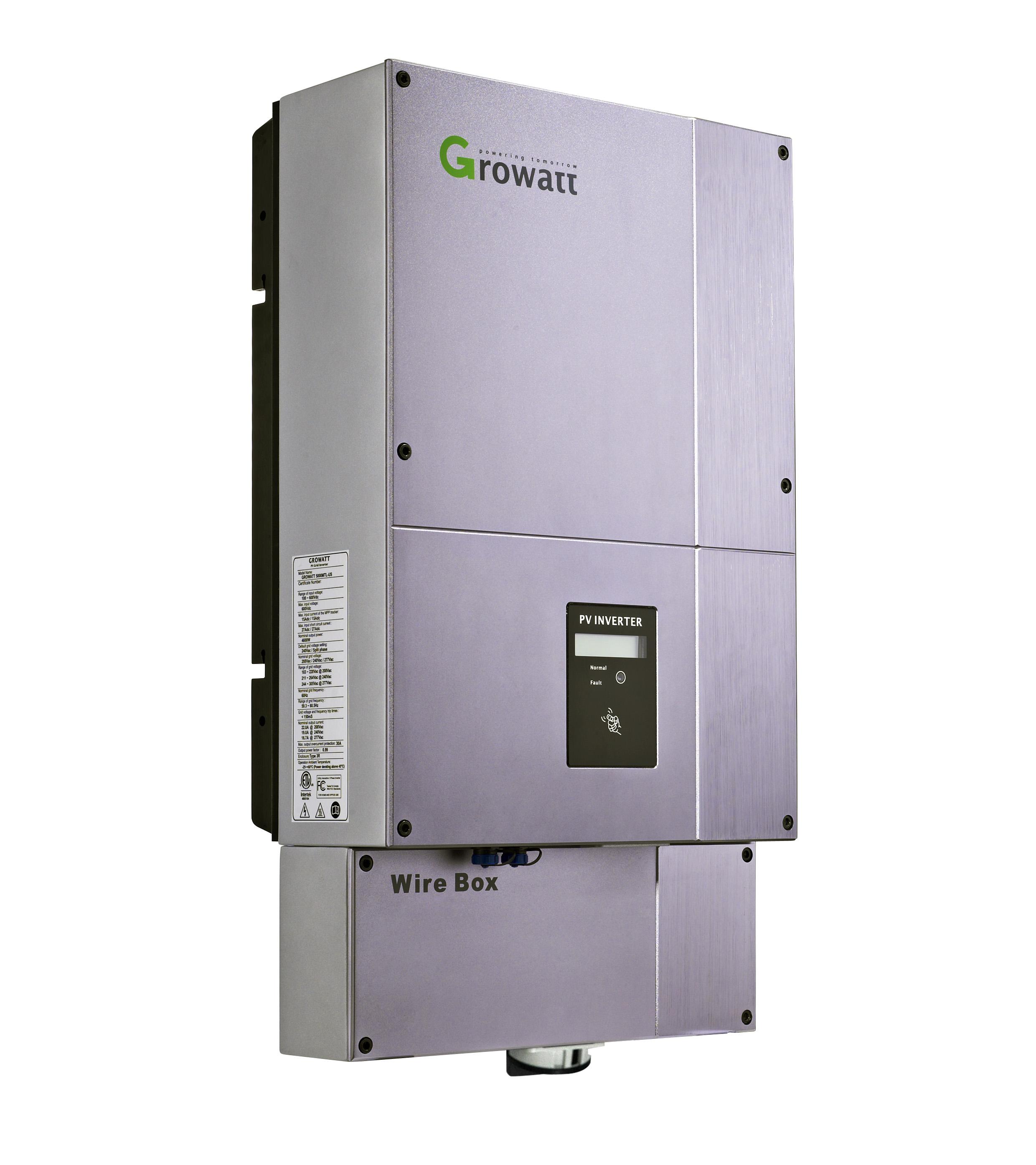 Renewable Sales Now Distributing Growatt PV Inverters | Kevin Price ...